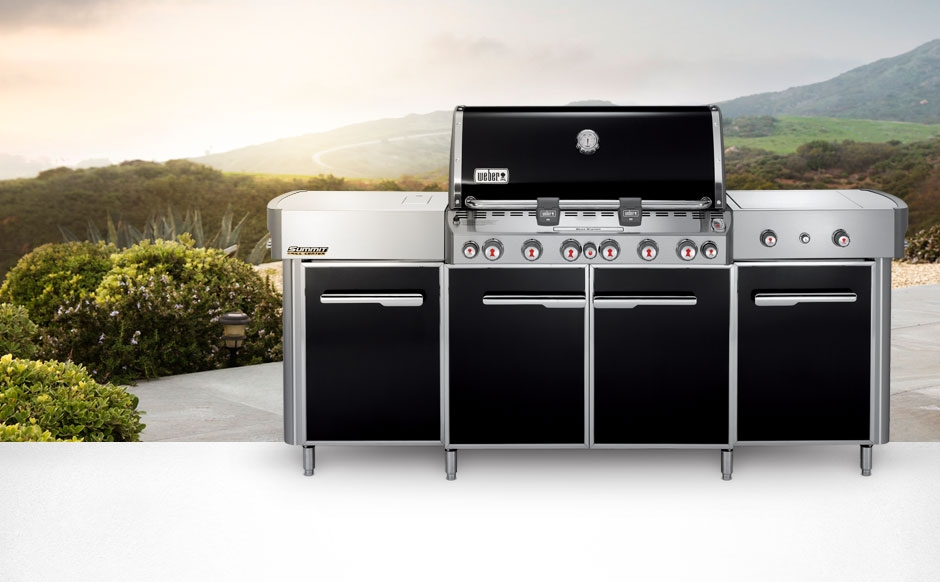 weber outdoor kitchen gas charcoal grill annapolis area weber outdoor kitchens