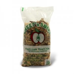 SWEET 'N SMOKY APPLE WOOD CHIPS