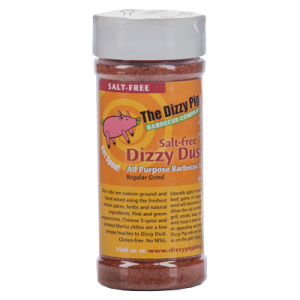 Dizzy Dust Salt Free