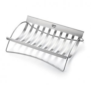 Weber Style Stainless Steel Roast Holder