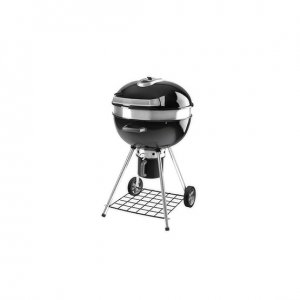 Rodeo Professional Charcoal Kettle Grill in Black
