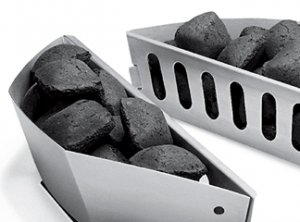 Char-Basket™ Charcoal Fuel Holders