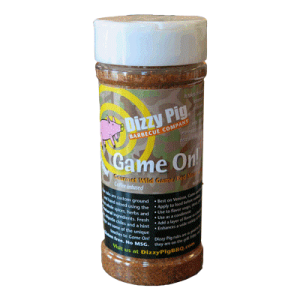 Game On Wild Game Seasoning