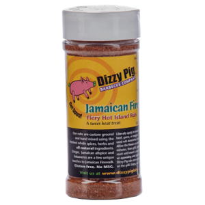 Jamaican Firewalk Seasoning