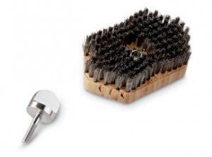 Replacement Head for Bamboo Grill Brush