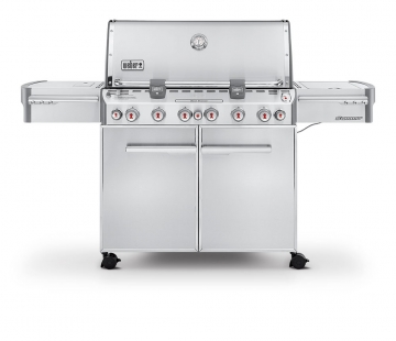 Weber Grills - Summit Series - SUMMIT® S-670™