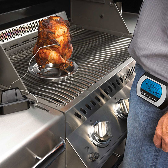 Napoleon Grilling Tools - PRO Wireless Digital Thermometer