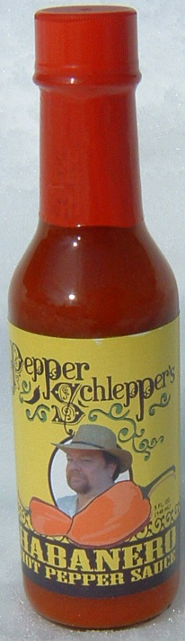 Pepper Schlepper Habanero Hot Sauce