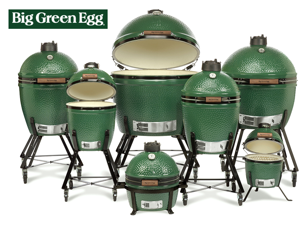 Big Green Egg : Barbecue Grills, Outdoor BBQ Grills, Smokers