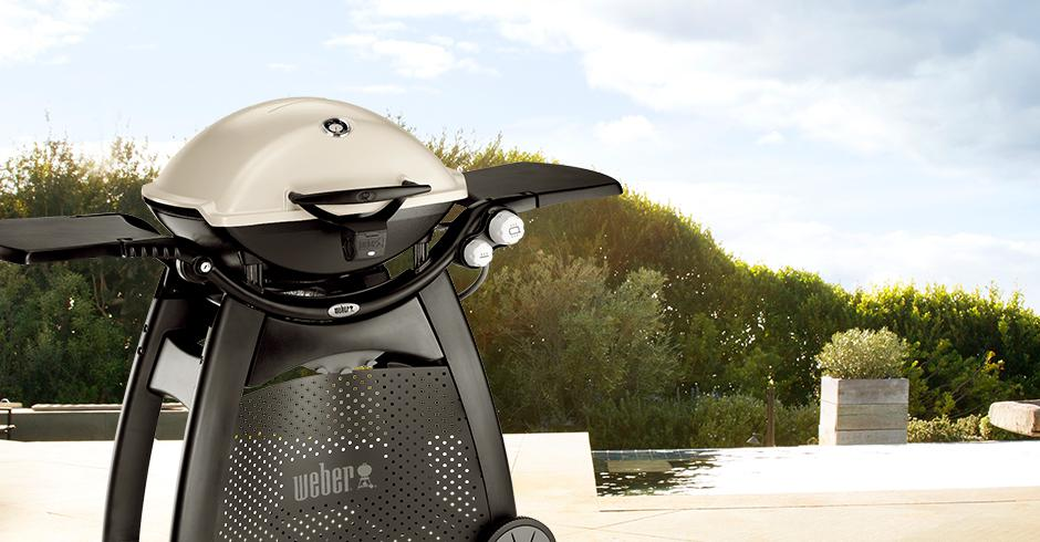 Weber Holzkohlegrill Q Serie : Weber q series barbecue grills outdoor bbq grills smokers