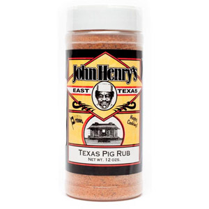 Texas Pig Rub 11oz