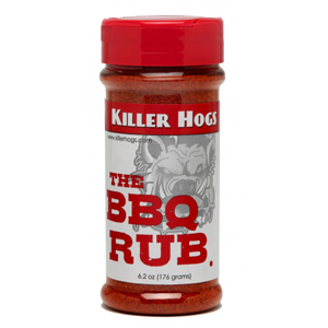 Killer Hogs Barbecue Rub 12oz