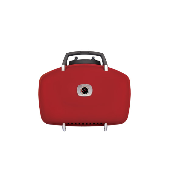 Napoleon Portable Grills - TravelQ™ 285 Portable Gas Grill in Red