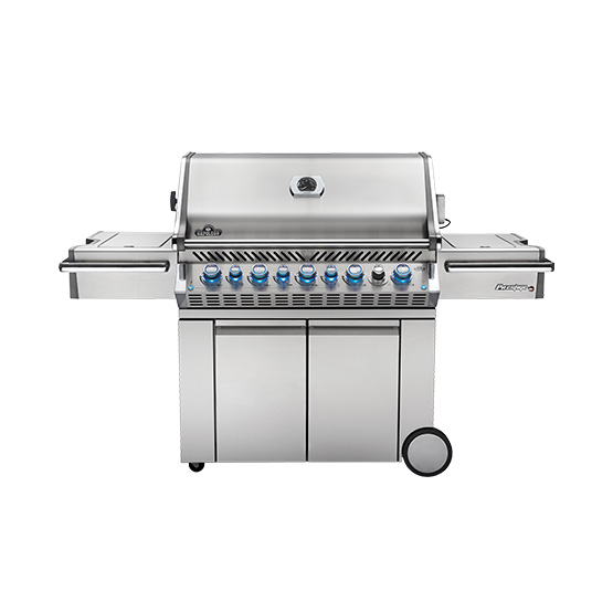 Napoleon Gas Grills - Prestige PRO 665 with Infrared Rear and Side Burners