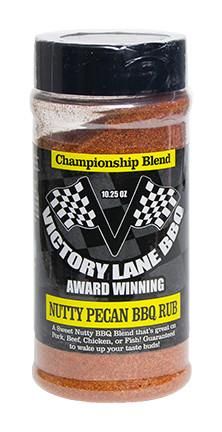 Nutty Pecan Rub