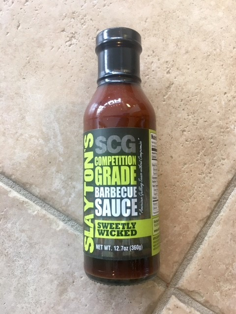 Slaytons - Slayton's Sweetly Wicked BBQ Sauce