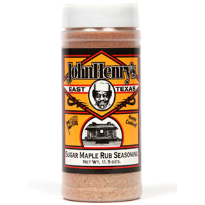 Sugar Maple Rub 12oz