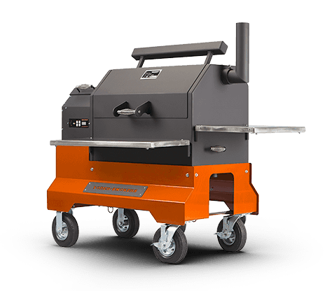 Yoder Smokers Pellet Grills - The YS640 Competition Pellet Grill